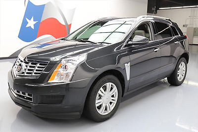2014 Cadillac SRX Luxury Sport Utility 4-Door 2014 CADILLAC SRX LUXURY PANO SUNROOF NAV REAR CAM 48K #599058 Texas Direct Auto