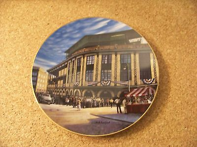 Bradford Exchange 11th plate in Series Forbes Field Pittsburgh Pirates