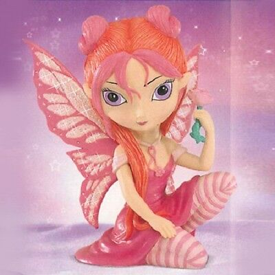 Promise Jasmine Becket Griffith Fairy Magic of Hope Bradford Figurine