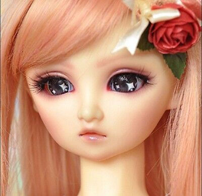 EA02 Anime Doll Eyes for 12mm LUTS DOD BJD Dollfie Cartoon Dollar