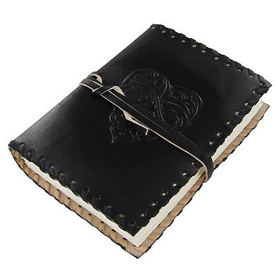 Blank Celtic Devotion Love Knot Diary Leather Writing Journal