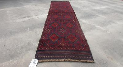 1'11X8'6 hand knotted tribal Persian Rug Vintage Woolen  Oriental Carpet  78