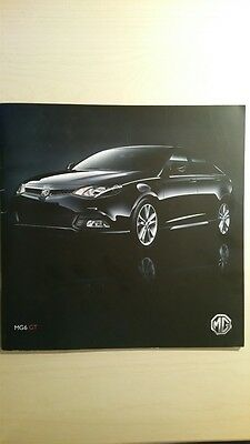 MG6 GT Brochure 2011 (S/SE/TSE/MG 6)
