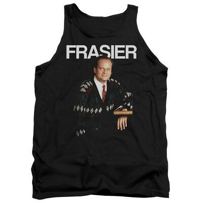 Cheers TV Show FRASIER Picture Licensed Adult Heather T-Shirt All Sizes