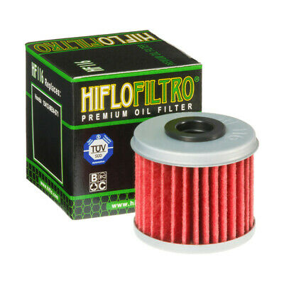 Honda CB500 F-D,E,F 2013 - 2015 HiFlo Race Racing Oil Filter HF204RC