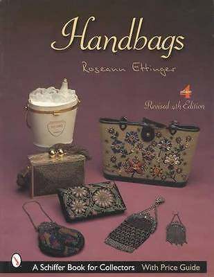 Vintage Purses c1900s-1940s Collector ID Guide incl Mesh, Bead & Whiting Davis