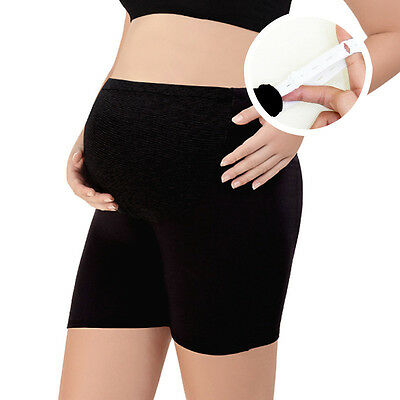 NWT 1PC Black Pregnant women's Modal Panties Soft Underwear Size Adjustable