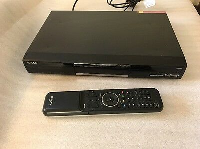 HUMAX PVR-9300T Dual Tuner HDMI Freeview+ Recorder 320GB HDD & Remote