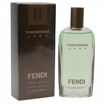Fendi Theorema Uomo 100 ml After Shave