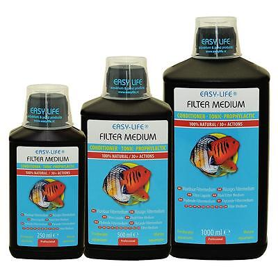 Easy Life Fluid Filter Medium Aquarium Fish Tank Water Conditioner 250 - 1000ml