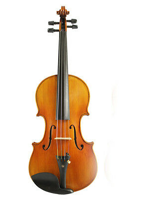 * High Quality  Length 356MM Musical Instrument Hand Made Solid Spruce Violin