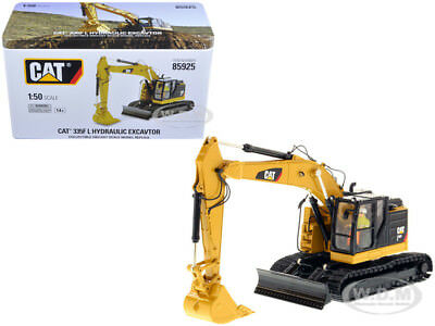 Cat Caterpillar  335F Lcr Hydraulic Excavator 1/50 By Diecast Masters 85925
