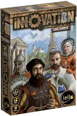 INNOVATION : Gioco Da Tavolo Italiano in Italiano Asterion - Asmodee civiltà