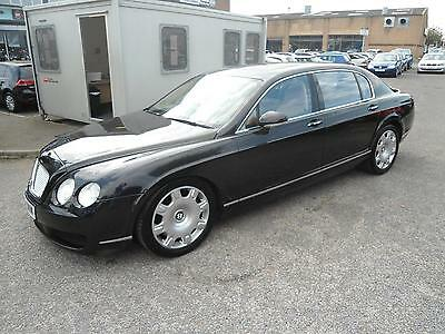 2005 BENTLEY CONTINENTAL FLYING SPUR 6.0 W12 Auto FULL BENTLEY HISTORY