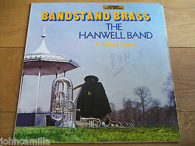 The Hanwell Band - Bandstand Brass - Lp/record - Stereo Gold Award - Mer 343