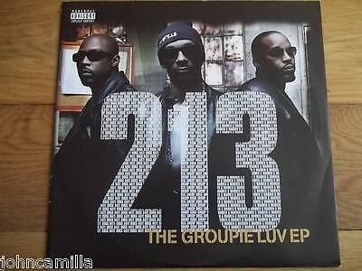 "213 - The Groupie Luv Ep - 12"" Record/vinyl - Tvt Records - 12Tvtuk14"