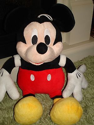 Disney Mickey mouse soft toy 15''