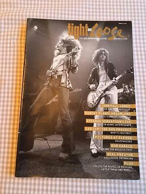 Led Zeppelin fanzine / magazine  Tight But Loose Issue 16