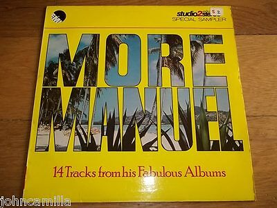 """Manuel & The Music Of The Mountains - More Manuel 12"""" Lp / Record - Emi - Emss 1"""