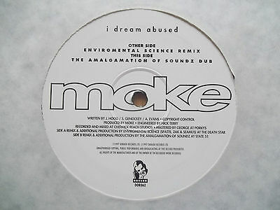"Moke - I Dream Abused 12"" Record / Vinyl - Dorado - Dor062"