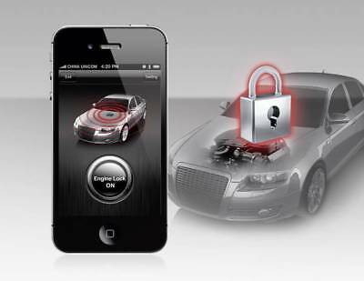 Auto Alarmanlage Smart Engine Lock for iPhone & Android SteelMate 12 V