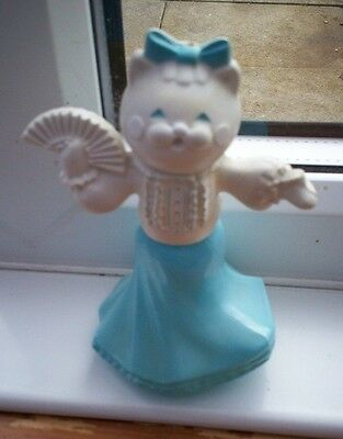 COLLECTABLE AVON CAT FIGURINE 1970/80's