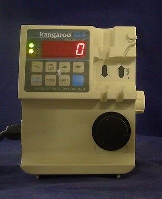 Kangaroo 324 Enteral Feeding Pump USED