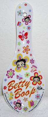 Betty Boop CONFETTI KITCHEN (CERAMIC SPOON REST) LICENSED AND BRAND NEW