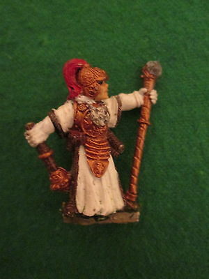 Add3 - Cleric With Mace - 1987 Tsr Citadel Warhammer #1