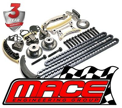 Mace Timing Chain Kit With Gears Holden Calais Vz Alloytec Ly7 3.6L V6