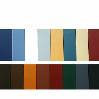 OSMO Cottage paint opaque ideal Wood color for Outside 2,5 L in many Colors