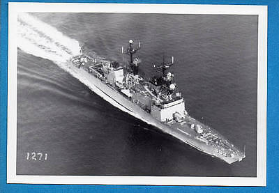 1975 US Navy Destroyer DD-983 USS John Rodgers Photo