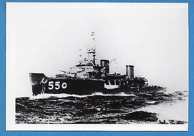 WW2 US Navy Minesweeper AM-55 USS Raven Photo