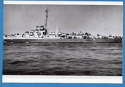 1944 US Navy Destroyer Escort DE-253 USS Pettit Photo