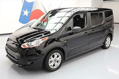 2016 Ford Transit Connect  2016 FORD TRANSIT CONNECT XLT 7-PASS REAR CAM 25K MILES #281562 Texas Direct