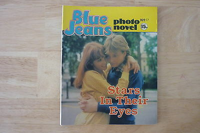 Blue Jeans Picture Library. 1981.  No.17. Like Mandy,Debbie,Judy,Bunty.