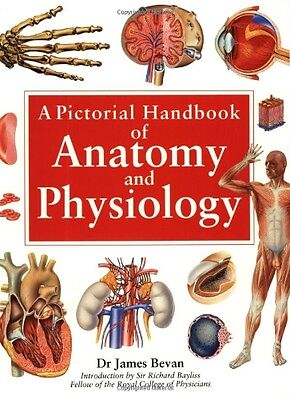 A Pictorial Handbook of Anatomy And Physiology,GOOD Book