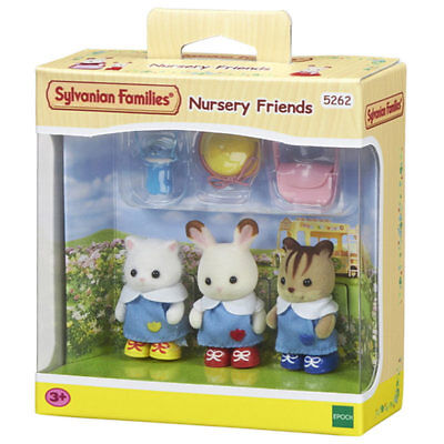 SYLVANIAN Families Nursery friends Family Figures 5262