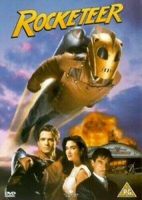 The Rocketeer - Timothy Dalton - New / Sealed Dvd - Uk Stock
