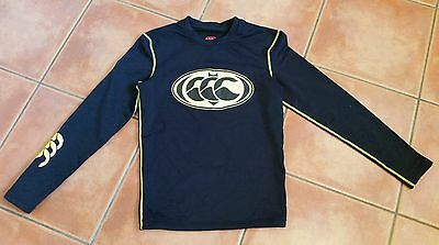 Older Boys Canterbury Batman Cold Skin Size Xs - Fab Condition