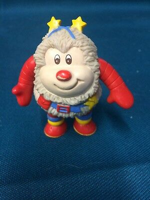 Rainbow Brite - Twink Posable Figure, Vintage Collectible Made 1983