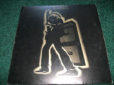 t rex electric warrior lp