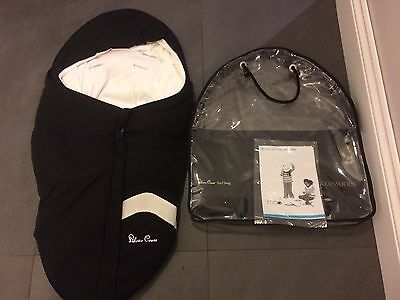 Brand New Silver Cross Surf Snug Footmuff