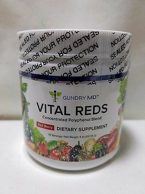 Vital Reds Gundry MD concentrated polyphenol blend 4oz
