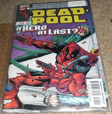 Deadpool (1997 1st Series) #25...Published Feb 1999 by Marvel.