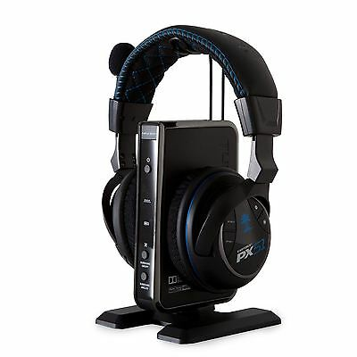 Turtle Beach Ear Force PX51 Wireless 5.1 Sound Gaming Headset PS3 PS4 Xbox 360
