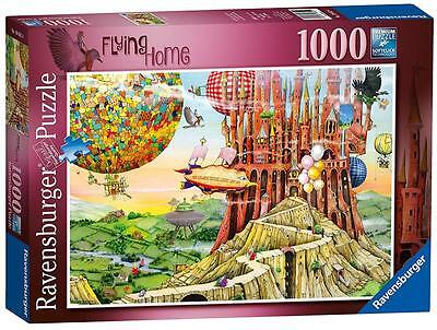 Ravensburger 19652 Colin Thompson Flying Home 1000 Pieces Jigsaw Puzzle Game