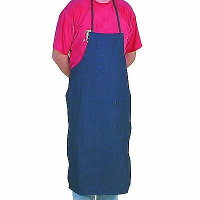 Denim Shop Apron 36 in. Length And 24 in. Width - HFT-32306 - Free S/H