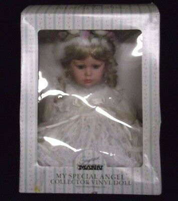 "Seymour Mann Sweetie Pies Collection  ""My Special Angel Collection Vinyl Doll"""