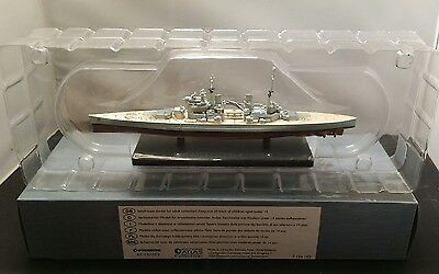 Hms Prince Of Wales (Atlas Editions) 1:1250 Scale Boxed